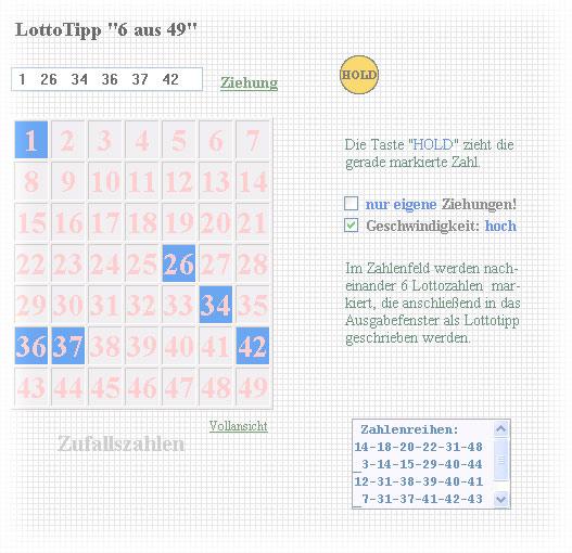 Lottotipp